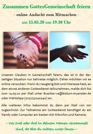 Flyer fertig